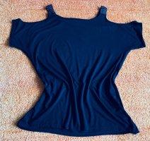 Damen Sexy Shirt Strass Steinenzier Gr.44 in Schwarz von Body Flirt