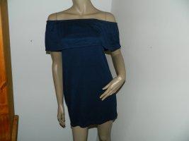 Primark Koszula typu carmen niebieski