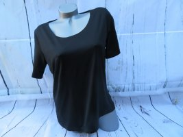 Christian Berg T-Shirt black polyamide