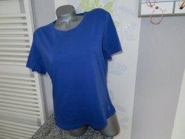 bo viva T-shirt bleu coton