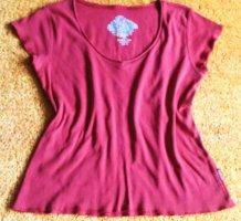 Damen Shirt Sommer Trendy Gr.S in Rot von Wissmach