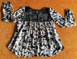 Damen Shirt Spitzen Bluse Gr.36 von Jennifer Taylor