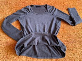 Damen Shirt Sweat Pullover Gr.40/42 in Braun von Woman by Tchibo