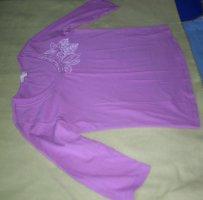 Damen Shirts , Farbe :  Violett , Gr : M