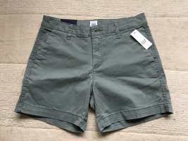 Damen Shorts khaki/grün, GAP, neu, Gr. S
