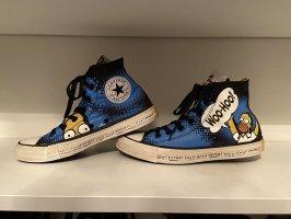 Damen Simpsons Converse