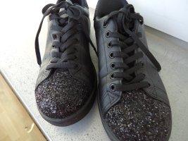 Damen Sneaker Gr.39 schwarz