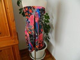 b.p.c. Bonprix Collection Top a fascia multicolore Viscosa