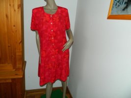 Belle Surprise Summer Dress red viscose