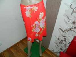 United Colors of Benetton Crash Skirt red polyester