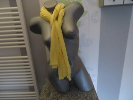 Blaumax Summer Scarf yellow