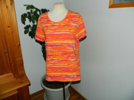Charles Vögele T-shirt multicolore Cotone
