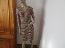 Virmani Jersey Dress multicolored cotton