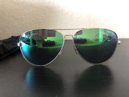 Pilotenbril veelkleurig