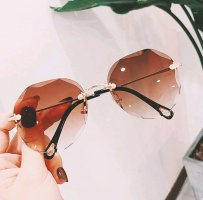& other stories Gafas color bronce