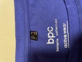 bpc bonprix collection Sports Shirt blue mixture fibre