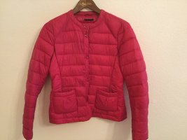 Sisley Quilted Jacket pink