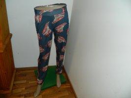 Lascana Pantalon en jersey multicolore viscose