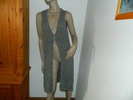 Damen Strick Cardigan long Weste Grösse 36/38 von mia linea (370)