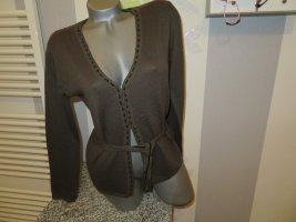 Damen Strickjacke Cardigan Größe 38 von More & More (Nr374)