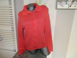 Damen Strickjacke Cardigan Größe 42 von Street One (Nr687)