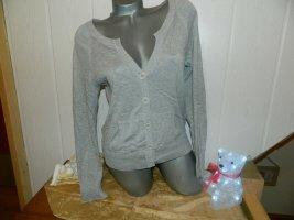 Arizona Cardigan grey cotton