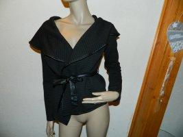 Jennifer Taylor Veste chemise noir polyester