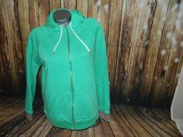 bpc Sweat Jacket green cotton