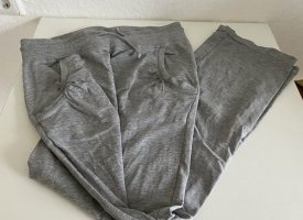 Leisure suit silver-colored