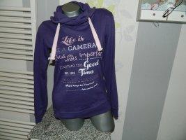 Damen Sweat Pullover Hoodie Größe S von Colours of the World (GG7)