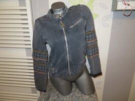 Shirt Jacket grey-blue
