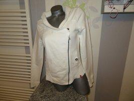 edc by Esprit Shirt Jacket white cotton