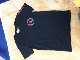 Cipo & Baxx T-shirt czarny