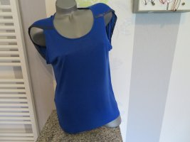 Esprit Basic topje blauw