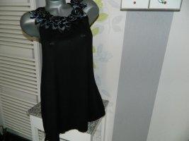 Tuniek zwart Viscose