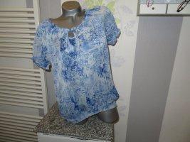Birkhahn Slip-over blouse veelkleurig Polyester
