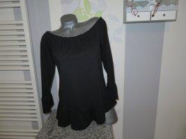 Rainbow Camicia a tunica nero Cotone