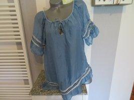 Damen Tunika Shirt Größe L/XL Made in Italy (275)