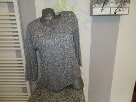 Bonita Shirt Tunic grey-white polyester