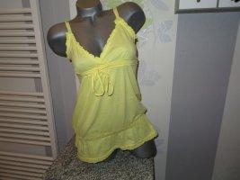 Tunika żółty