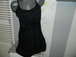Zabaione Tunic black cotton