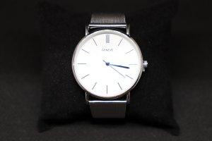 Damen Uhr Silber / weiß Accessoires