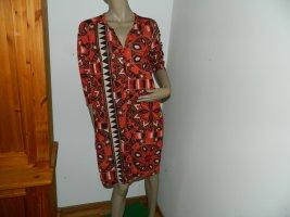 Damen Vintage Blusen Kleid long Bluse Größe L von H&M (Nr650)