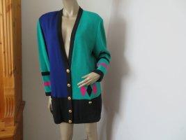 ara Giacca in maglia multicolore Lana