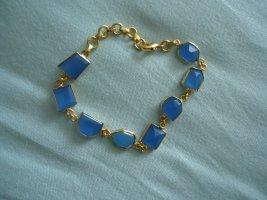 Bransoletka niebieski