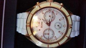 Hugo Boss Analog Watch gold-colored-white