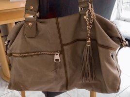 David Jones Carry Bag beige-camel