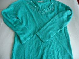 Damenpullover hellgrün