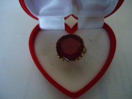 Zdobiony pierścionek ceglasty