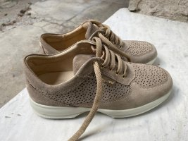 Igi&co Lace Shoes camel